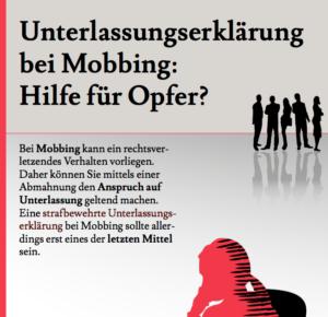 eBook Mobbing